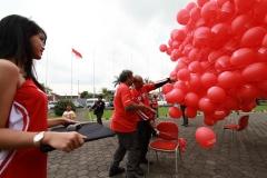 balon Gas Pelepasan Produk