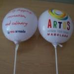 Balon coin untuk Iklan