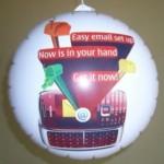 Balon promosi balon koin