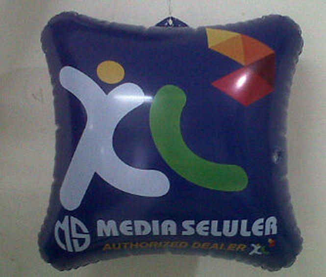 balon bantal XL