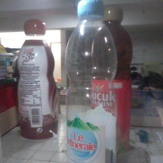 balon botol