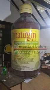 BALON BOTOL BATUGIN