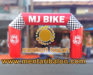 balon gate mj bike