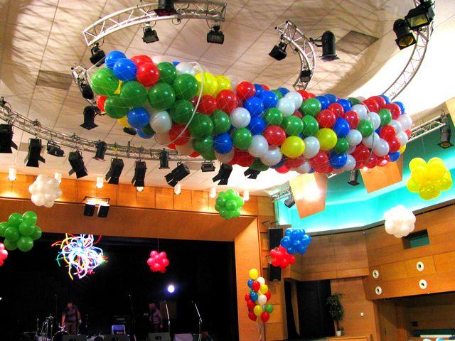 Balon Drop event