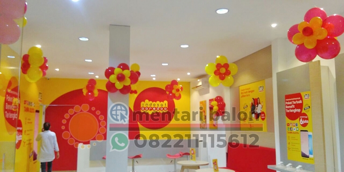 balon dekorasi murah dan meriah di jakarta