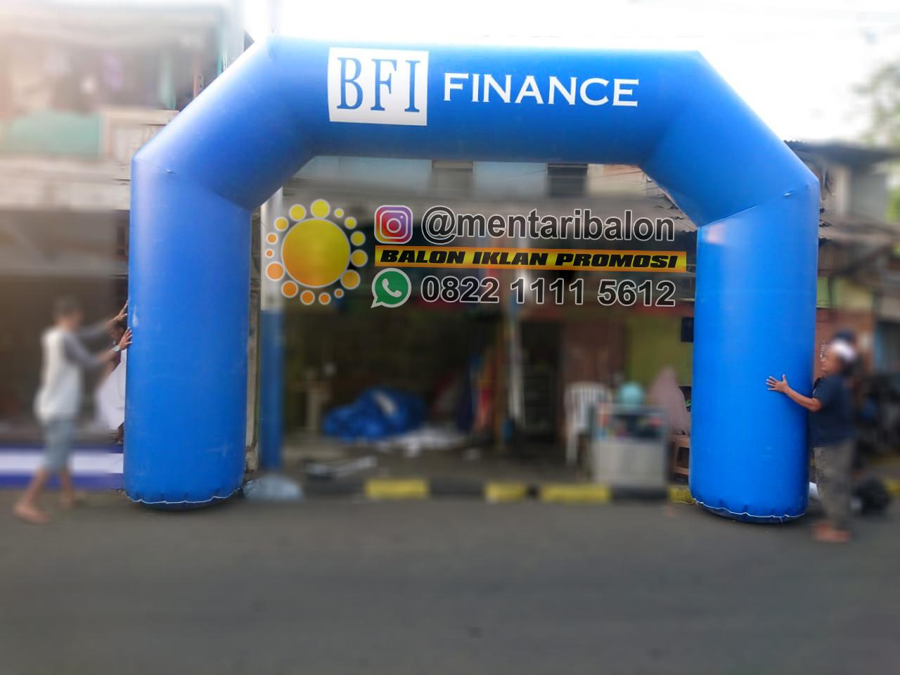 balon gate bfi