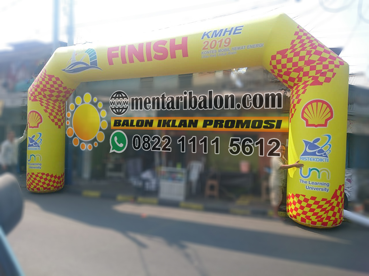 balon gate malang