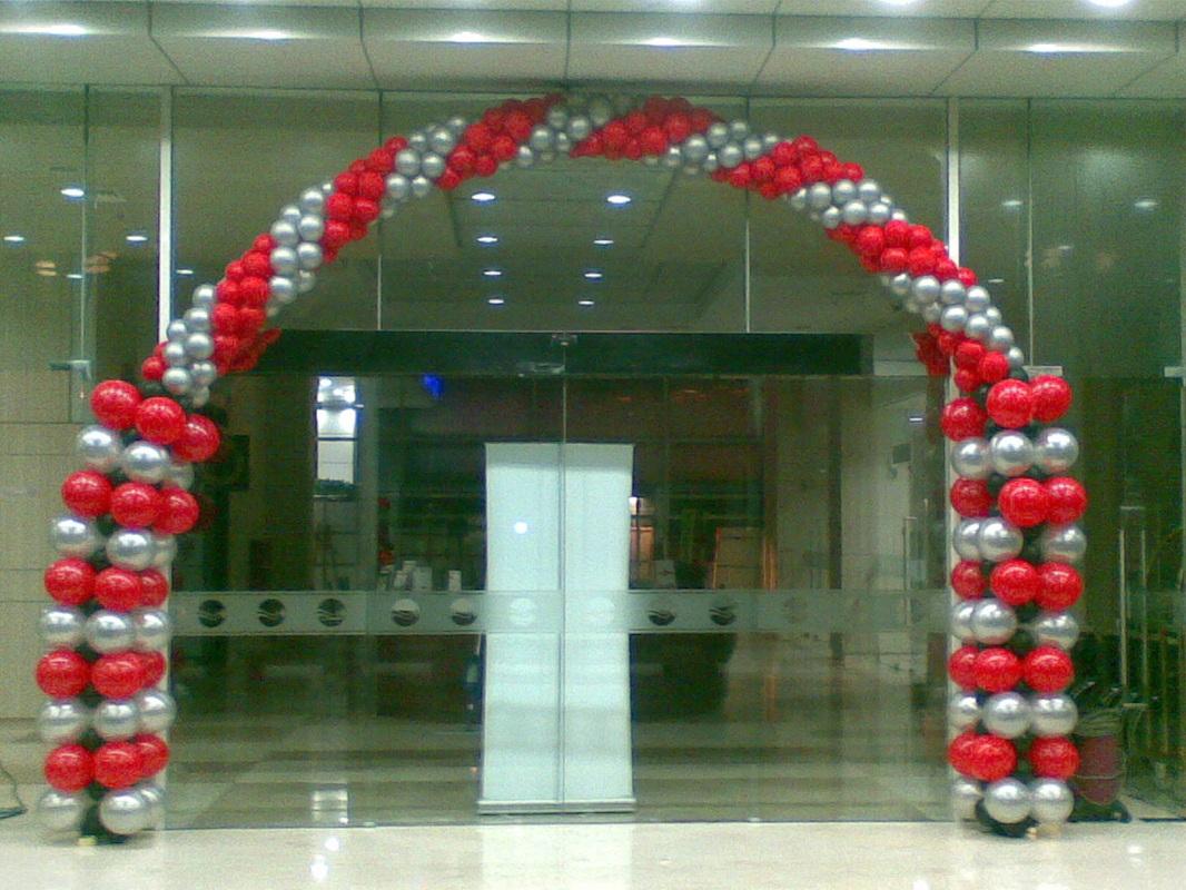 Balon Gate Start Finish Murah Jakarta