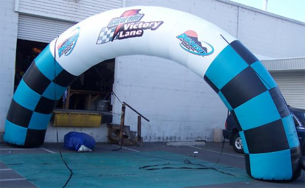 Balon Gate Start Finish Murah Jakarta