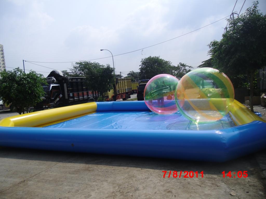 balon kolam