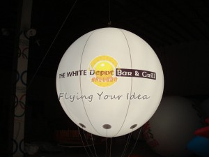balon light mentari balon