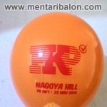 Balon printing pkp