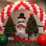dekorasi balon natal dan tahun baru murah di jakarta