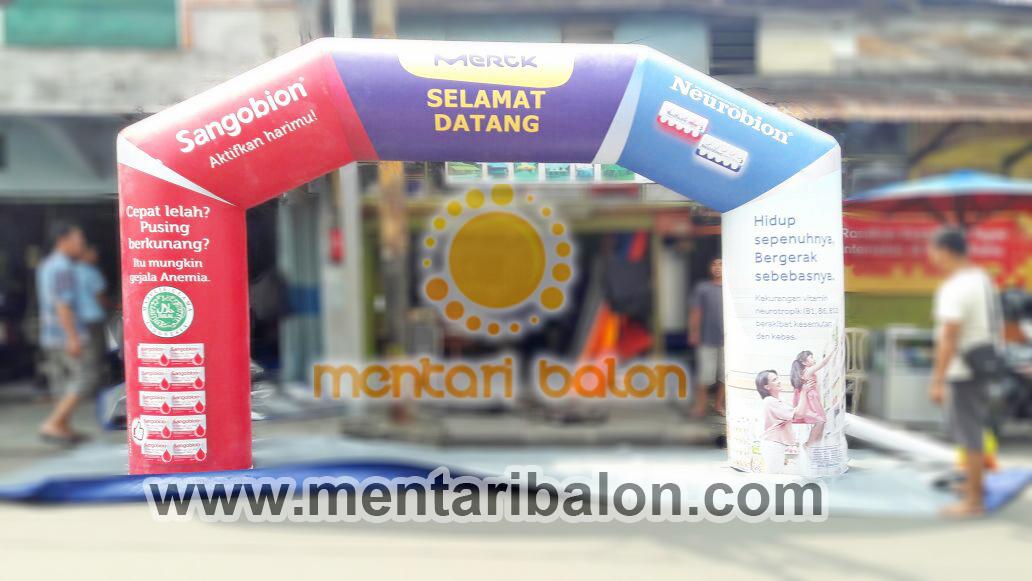 balon gate sangobion