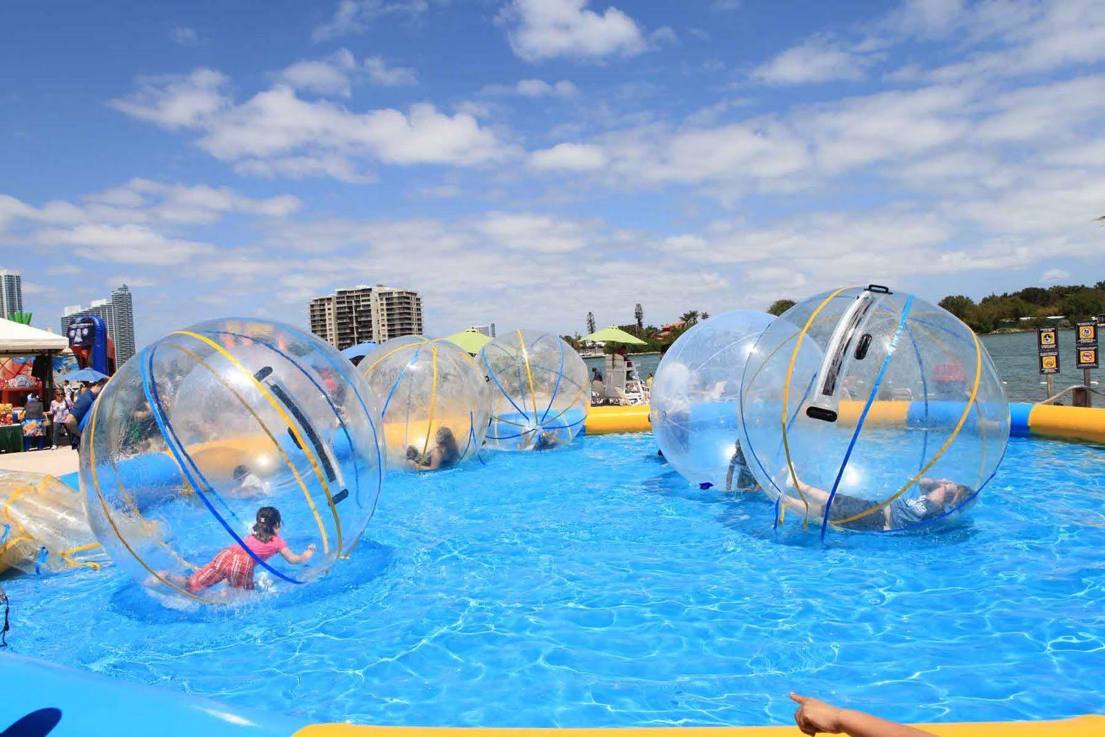jual balon kolam