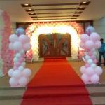 standing balon dekorasi
