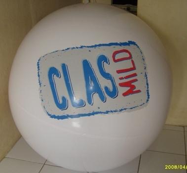 Jual Balon Bulat Murah Balon Promosi