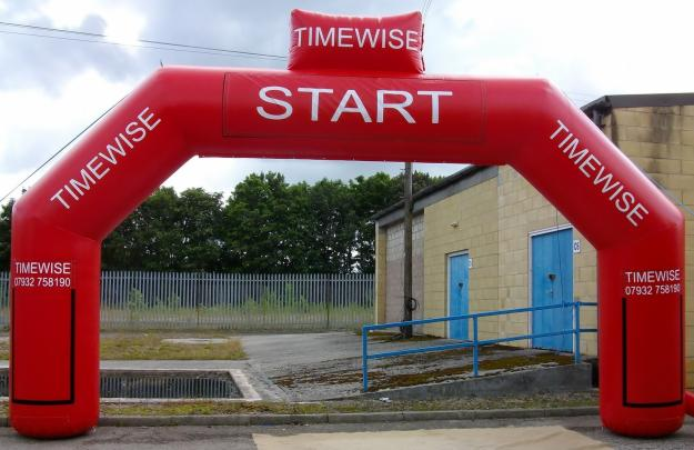 jual Balon Gate Start Finish Murah