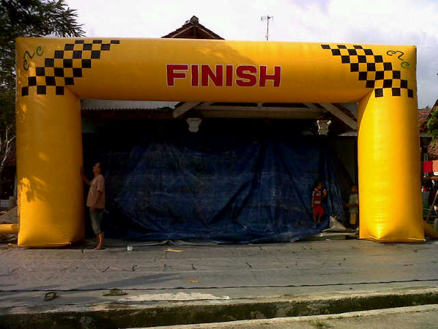 Balon gate start Finish Murah