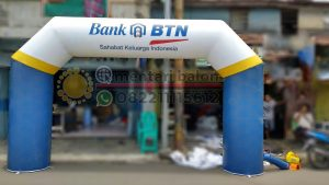 balon gate bank btn