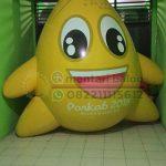 balon maskot porkab