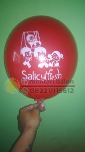 balon sablon salicy