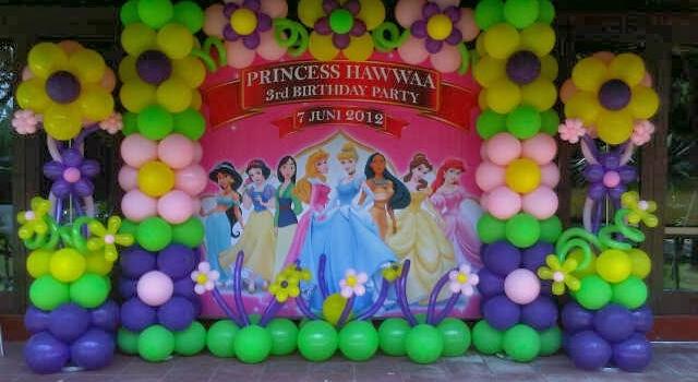 Balon Dekorasi Ulang Tahun | Balon Dekorasi Murah Jakarta