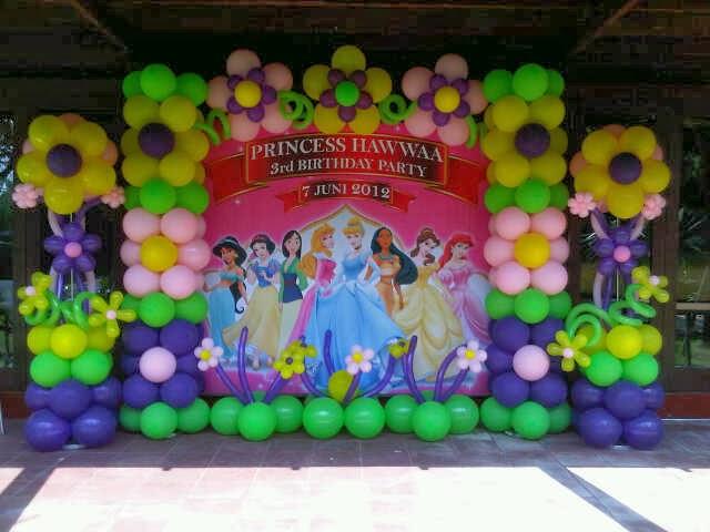 balon dekor