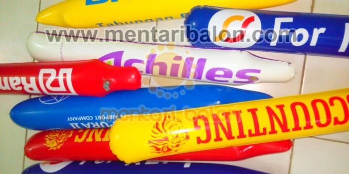 Balon Tepuk / Balon Supporter|jual dengan harga murah|mentari balon