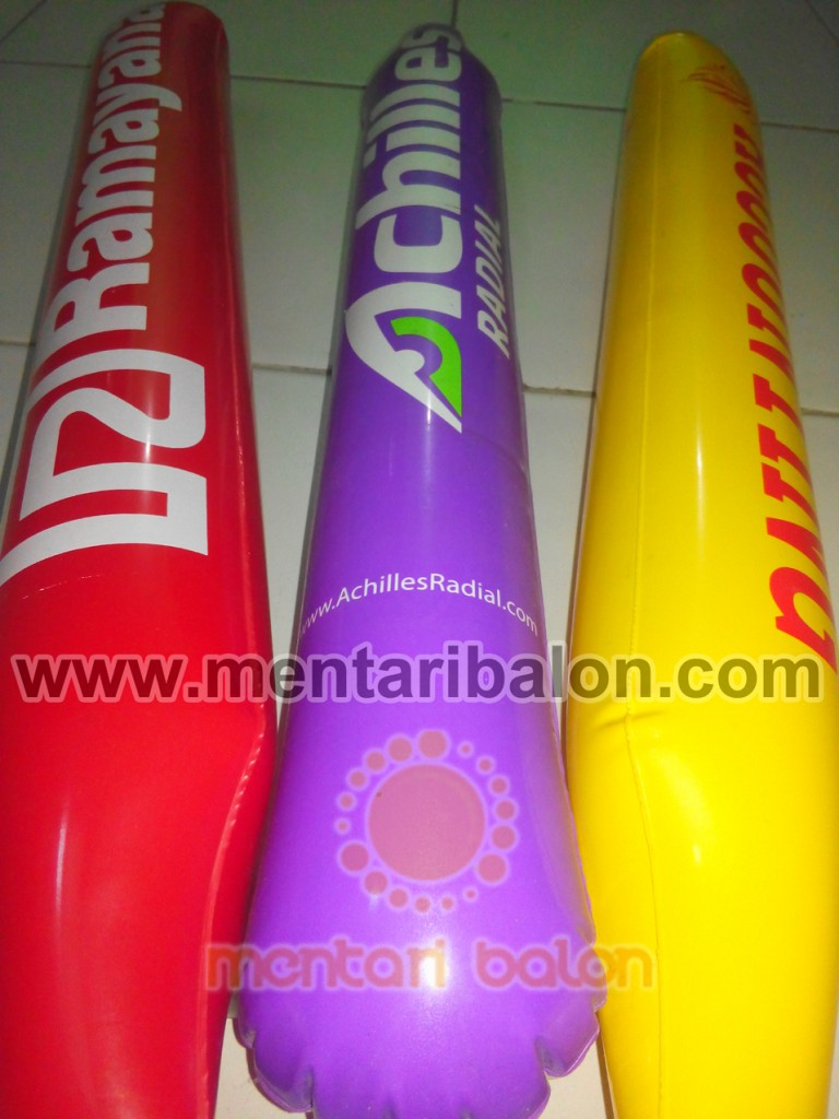 balon tepuk atau balon supporter