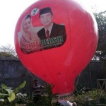 balon oval pilkada