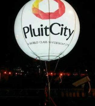 jual balon light murah jakarta