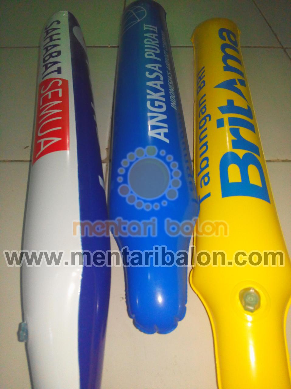 balon tepuk atau balon supporter murah