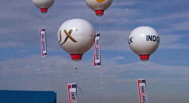 Balon Promosi Udara Harga murah