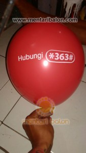 balon print murah