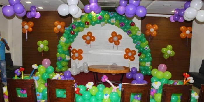 balon dekorasi sederhana murah meriah – mentari balon