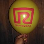 balon sablon atau balon printing