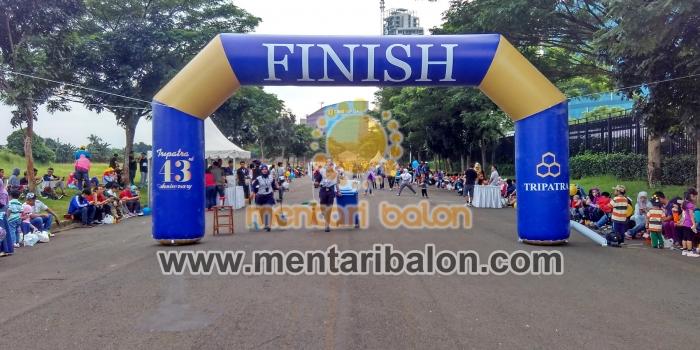 Harga Balon Gate Start Finish Murah Jakarta