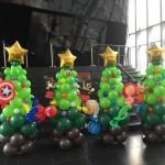 jasa balon dekorasi natal
