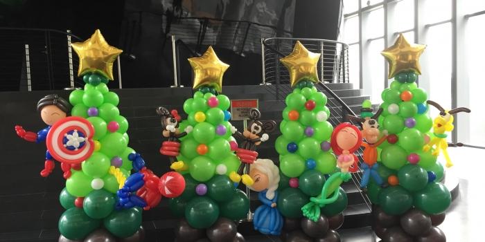 Dekorasi Balon |Jasa Balon Dekorasi NATAL JAKARTA TANGERANG BEKASI DAN SEKITARNYA