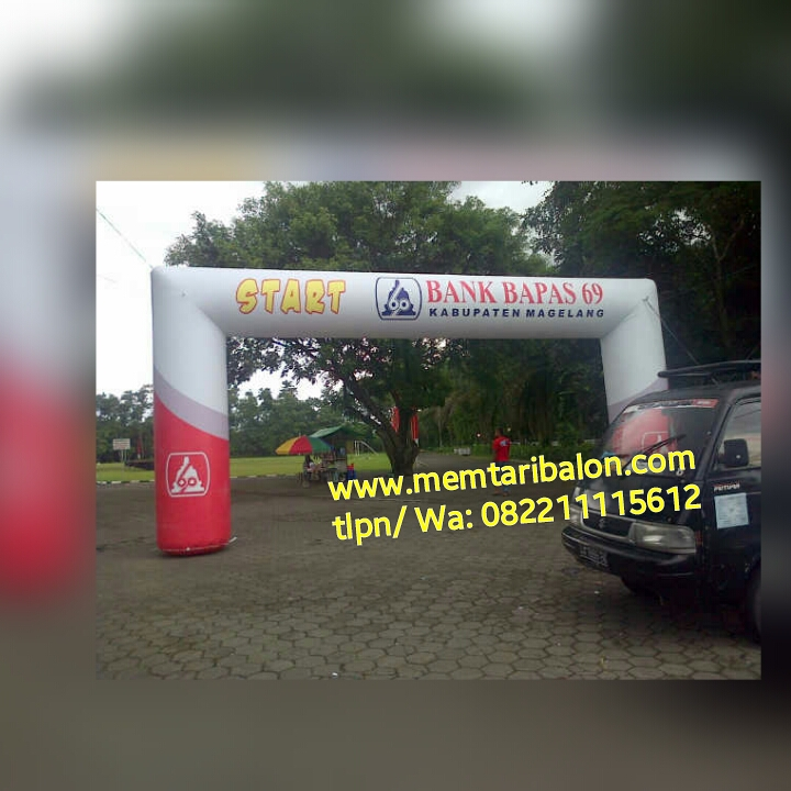 balon gate magelang