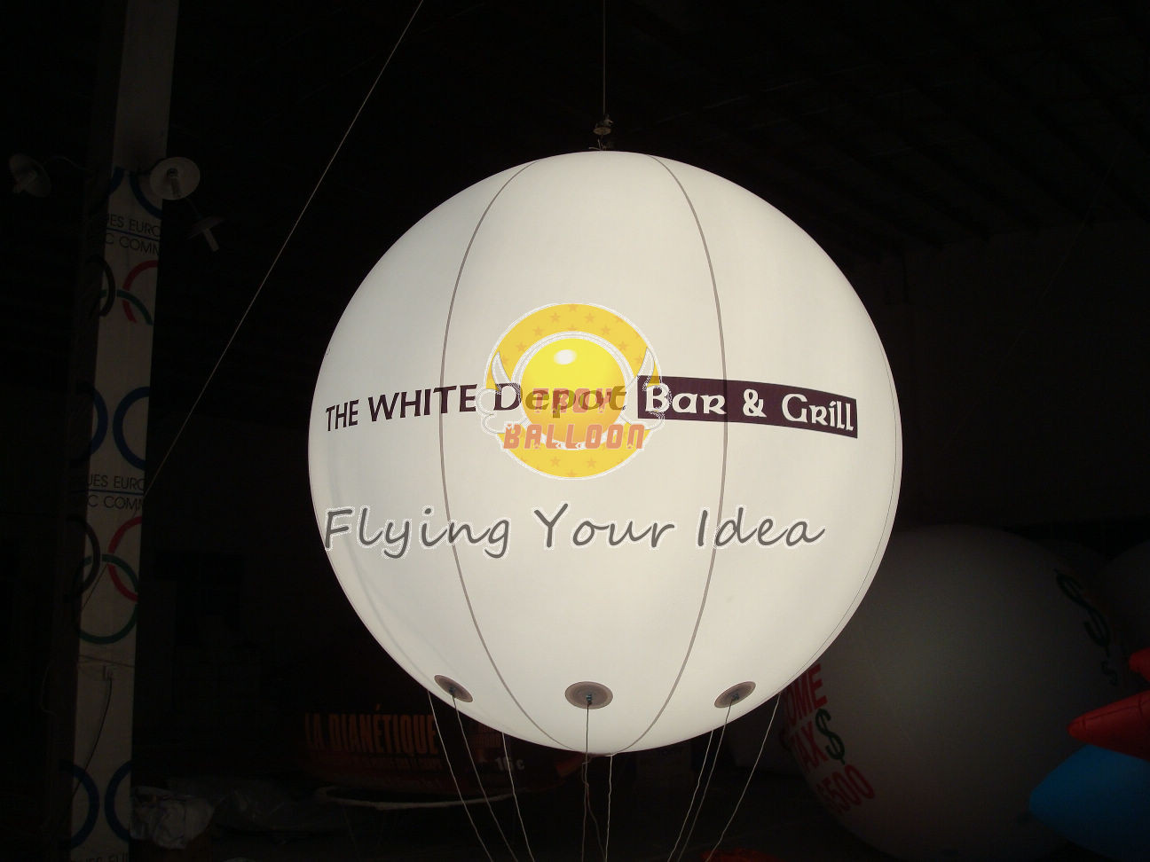 balon lightIing