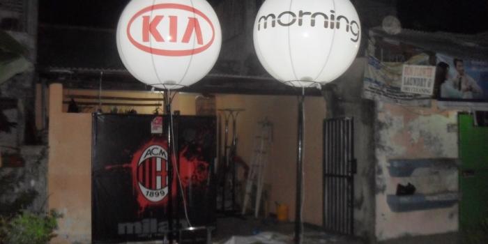 Balon light | balon lampu jakarta | www.mentaribalon.com