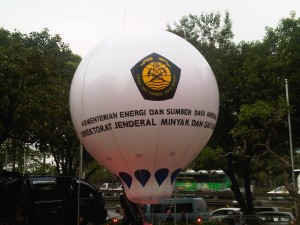 balon oval