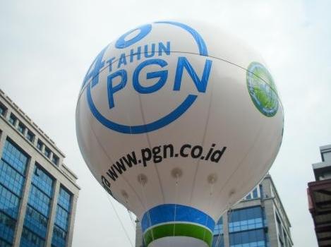 Balon udara, Balon iklan atau balon promosi jakarta