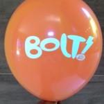 balon sablon bolt