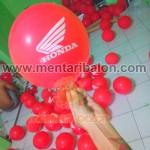 balon sablon honda