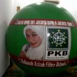 balon udara bulat
