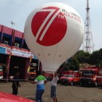 balon udara dirgahayu indonesia