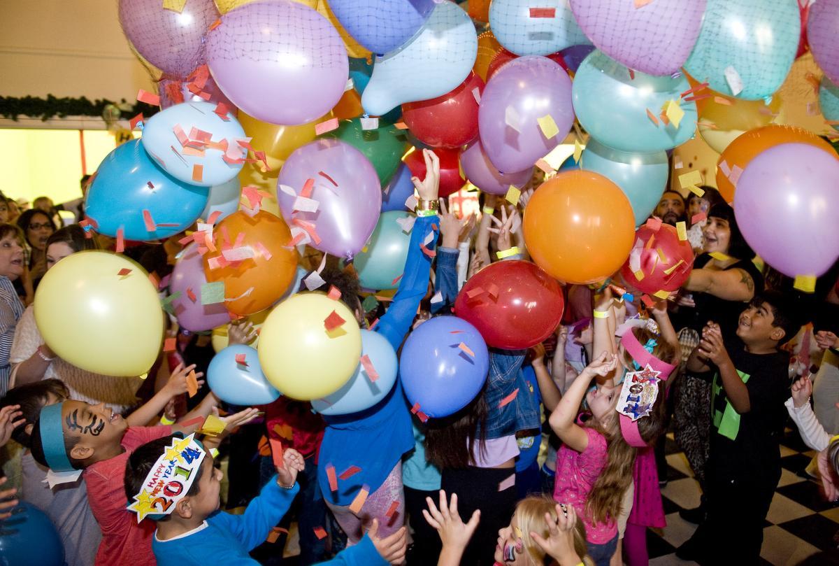 dekorasi balon drop